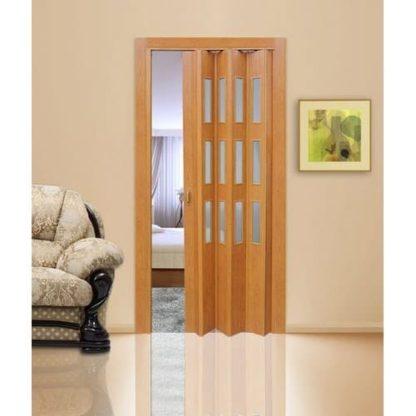 6 Дверь-гармошка Стиль
