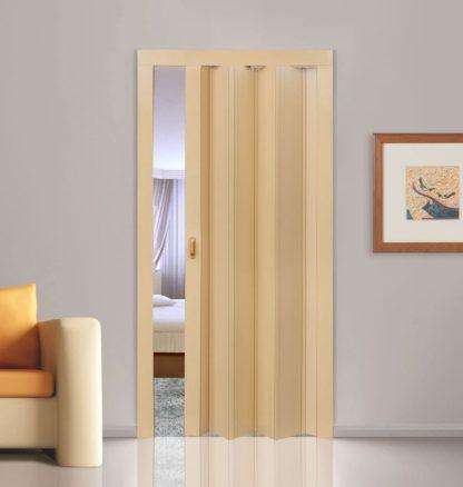 7 Дверь-гармошка Стиль