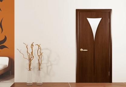 8 Двери из МДФ Бора фабрики Новый стиль