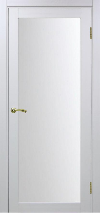 Фото Дверное полотно Турин 501.2 Цвет белый монохром