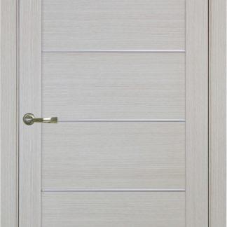 Фото Дверное полотно Турин 501 АПП с молдингом SC Цвет беленый дуб