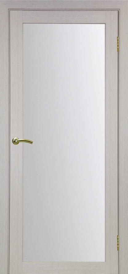 Фото Дверное полотно Турин 501.2 Цвет беленый дуб