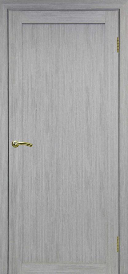 Фото Дверное полотно Турин 501.1 Цвет серый дуб
