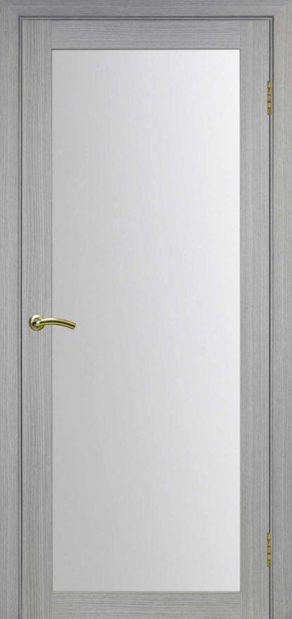 Фото Дверное полотно Турин 501.2 Цвет серый дуб