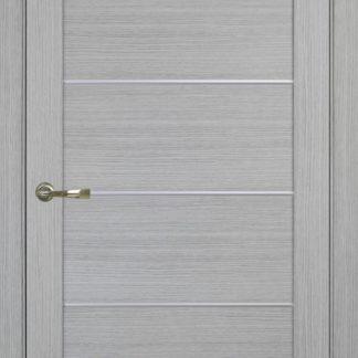 Фото Дверное полотно Турин 501 АПП с молдингом SC Цвет серый дуб