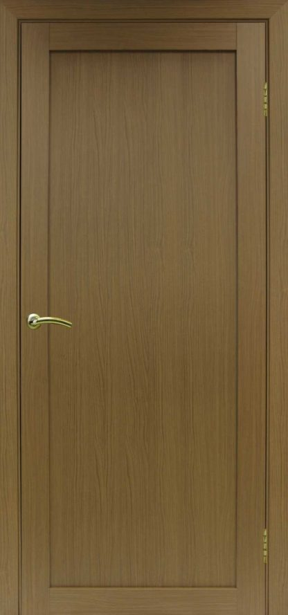 Фото Дверное полотно Турин 501.1 Цвет орех классик