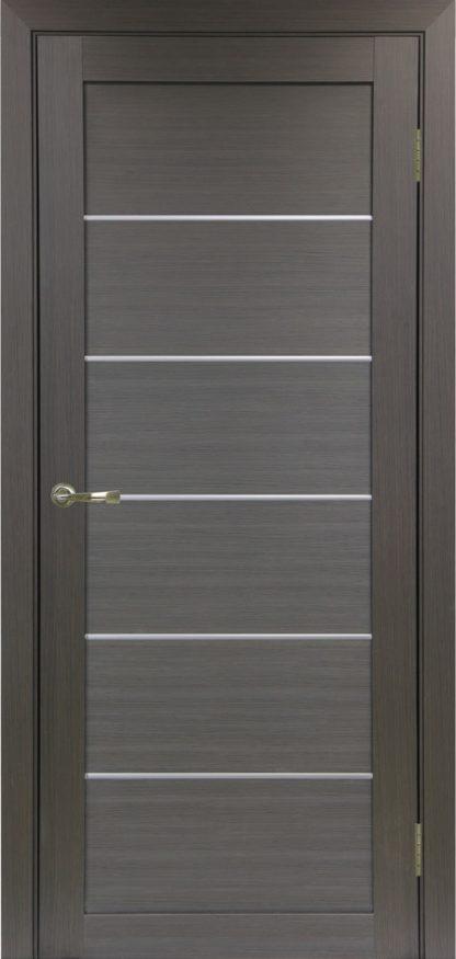 Фото Дверное полотно Турин 501 АПП с молдингом SC Цвет венге
