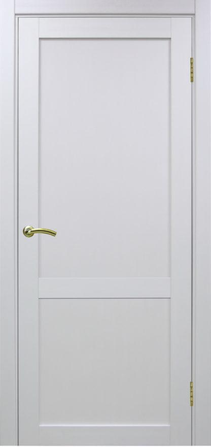 Фото Дверное полотно Турин 502.11 Цвет белый монохром