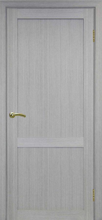 Фото Дверное полотно Турин 502.11 Цвет серый дуб
