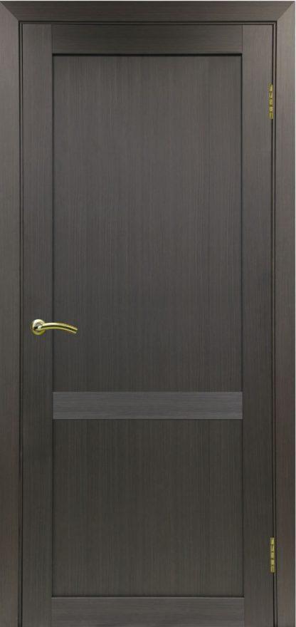 Фото Дверное полотно Турин 502.11 Цвет венге