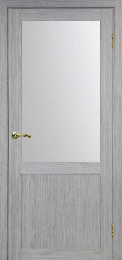 Фото Дверное полотно Турин 502.21 Цвет серый дуб