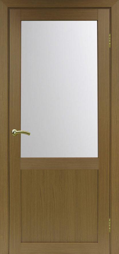 Фото Дверное полотно Турин 502.21 Цвет орех классик