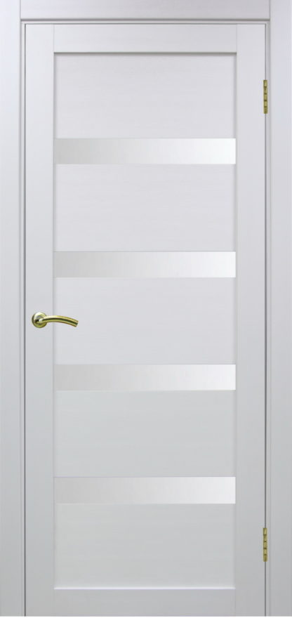 Фото Дверное полотно Турин 505.12 Цвет белый монохром