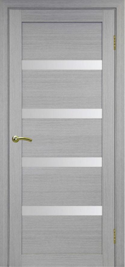 Фото Дверное полотно Турин 505.12 Цвет серый дуб