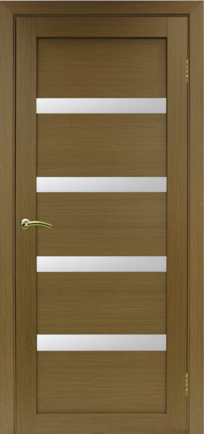 Фото Дверное полотно Турин 505.12 Цвет орех классик