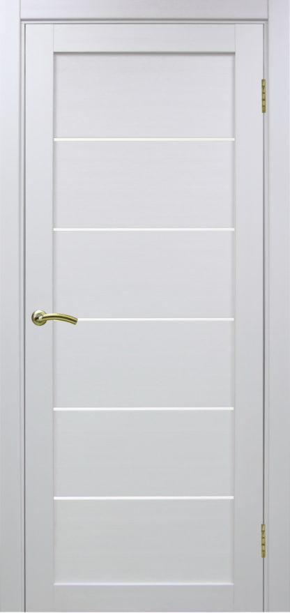 Фото Дверное полотно Турин 506.12 Цвет белый монохром