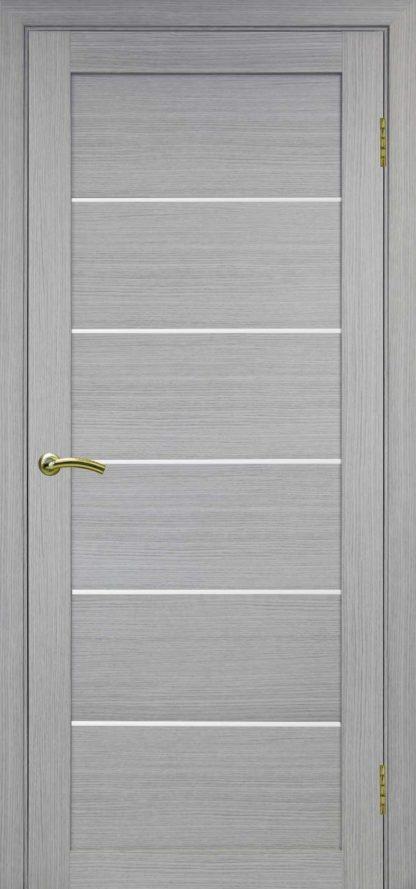 Фото Дверное полотно Турин 506.12 Цвет серый дуб