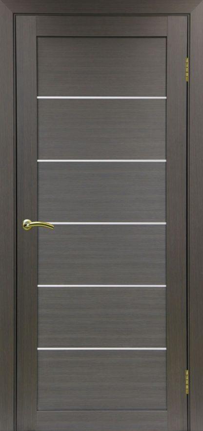Фото Дверное полотно Турин 506.12 Цвет венге