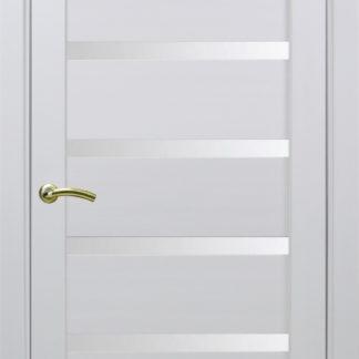 Фото Дверное полотно Турин 507.12 Цвет белый монохром