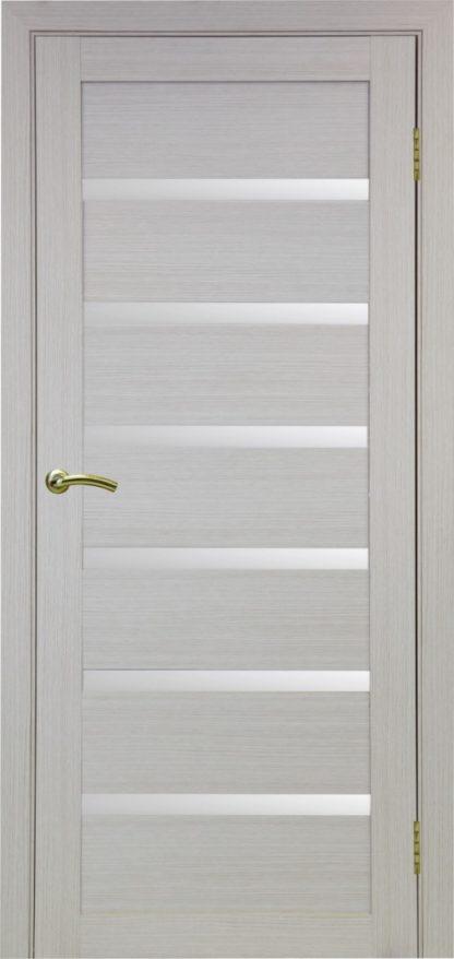 Фото Дверное полотно Турин 507.12 Цвет беленый дуб