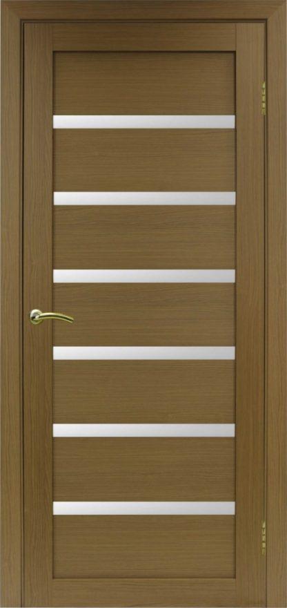 Фото Дверное полотно Турин 507.12 Цвет орех классик