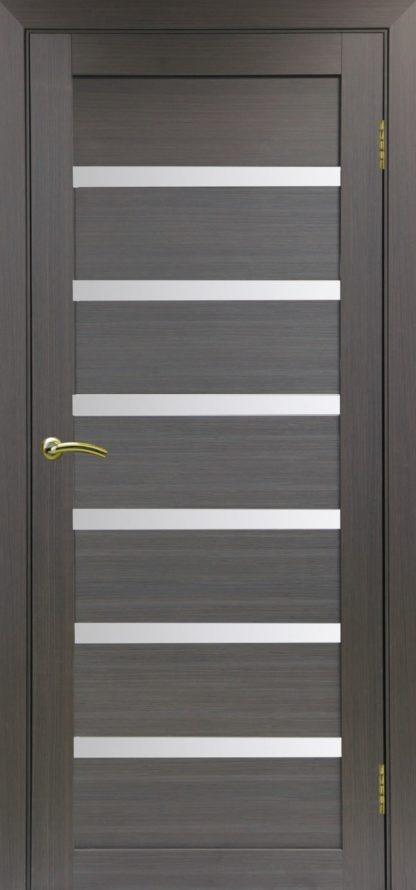 Фото Дверное полотно Турин 507.12 Цвет венге