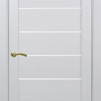 Фото Дверное полотно Турин 508.12 Цвет белый монохром