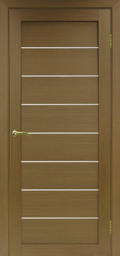 Фото Дверное полотно Турин 508.12 Цвет орех классик