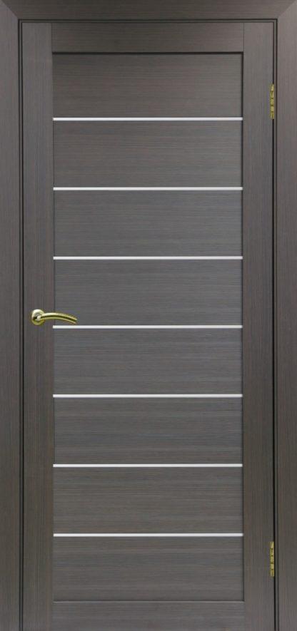 Фото Дверное полотно Турин 508.12 Цвет венге