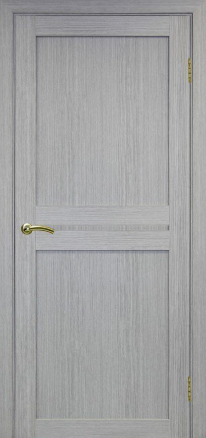 Фото Дверное полотно Турин 520.111 Цвет серый дуб