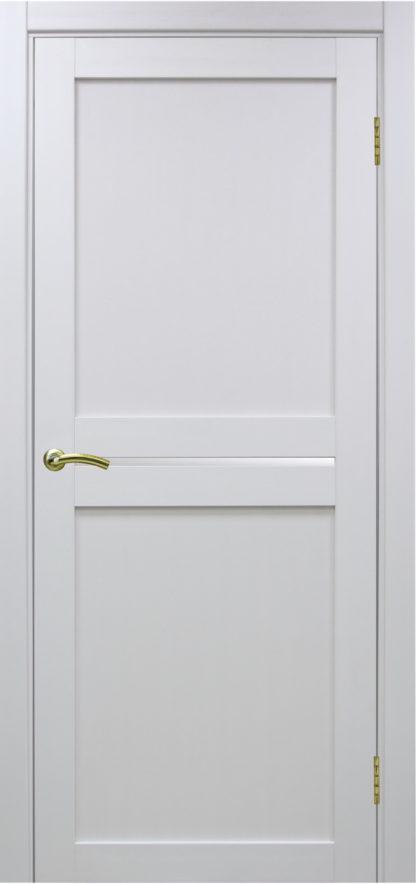 Фото Дверное полотно Турин 520.121 Цвет белый монохром