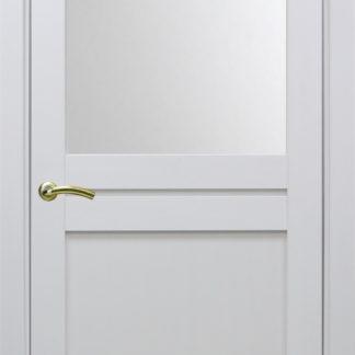 Фото Дверное полотно Турин 520.211 Цвет белый монохром