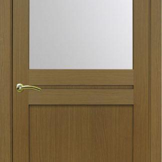Фото Дверное полотно Турин 520.211 Цвет орех классик