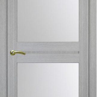 Фото Дверное полотно Турин 520.212 Цвет серый дуб
