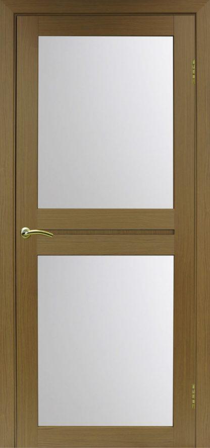 Фото Дверное полотно Турин 520.212 Цвет орех классик