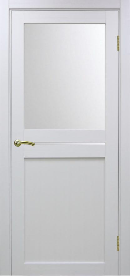 Фото Дверное полотно Турин 520.221 Цвет белый монохром