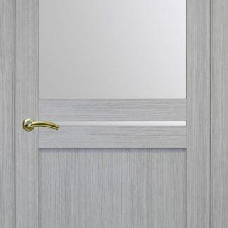 Фото Дверное полотно Турин 520.221 Цвет серый дуб
