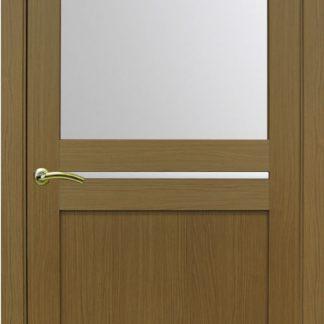 Фото Дверное полотно Турин 520.221 Цвет орех классик