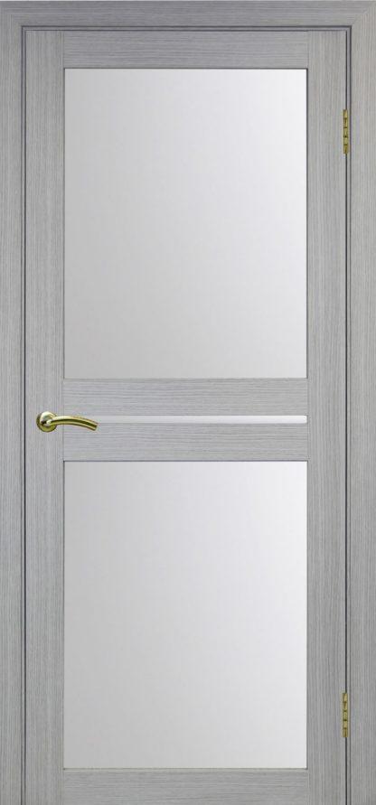 Фото Дверное полотно Турин 520.222 Цвет серый дуб
