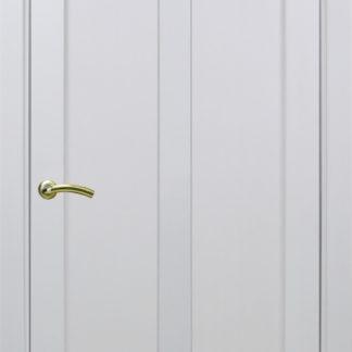 Фото Дверное полотно Турин 521.11 Цвет белый монохром