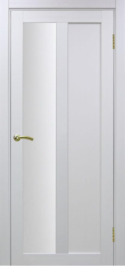 Фото Дверное полотно Турин 521.21 Цвет белый монохром