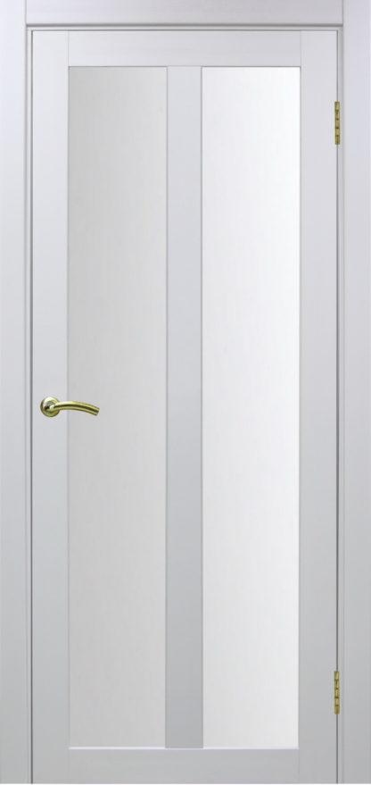 Фото Дверное полотно Турин 521.22 Цвет белый монохром