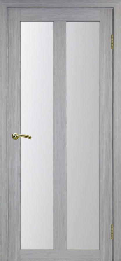 Фото Дверное полотно Турин 521.22 Цвет серый дуб
