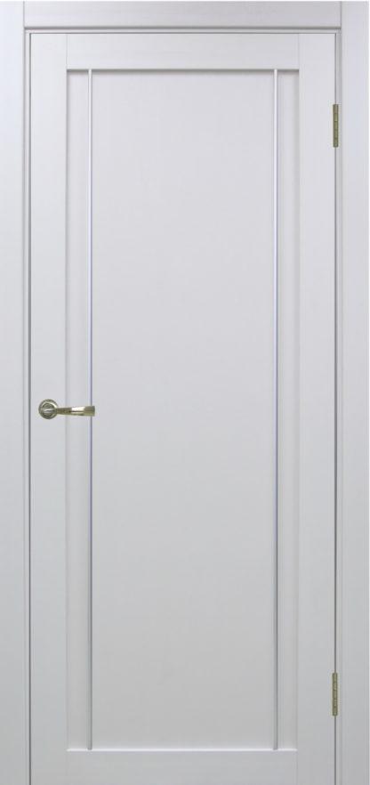 Фото Дверное полотно Турин 522.111 АПП Молдинг SC/SG Цвет белый монохром