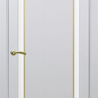 Фото Дверное полотно Турин 522.212  Молдинг SC/SG Цвет белый монохром