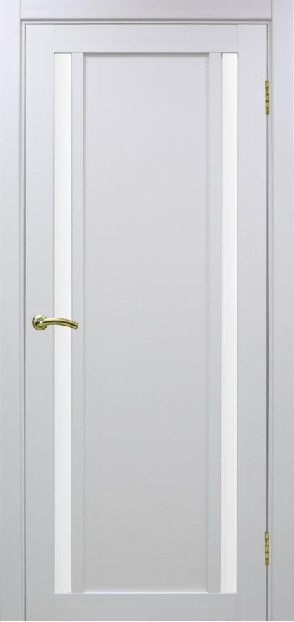 Фото Дверное полотно Турин 522.212 Цвет белый монохром