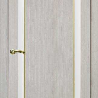 Фото Дверное полотно Турин 522.212  Молдинг SC/SG Цвет беленый дуб