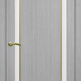 Фото Дверное полотно Турин 522.212  Молдинг SC/SG Цвет серый дуб