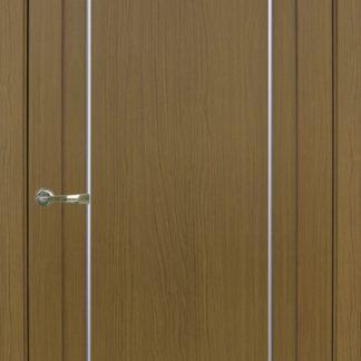 Фото Дверное полотно Турин 522.111 АПП Молдинг SC/SG Цвет орех классик