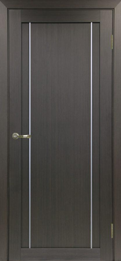 Фото Дверное полотно Турин 522.111 АПП Молдинг SC/SG Цвет венге